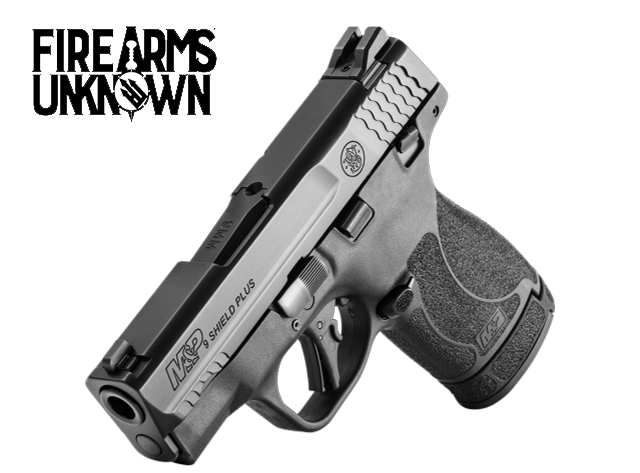 SMITH & WESSON M&P9 Shield Plus 3.1″ 13+1 9MM