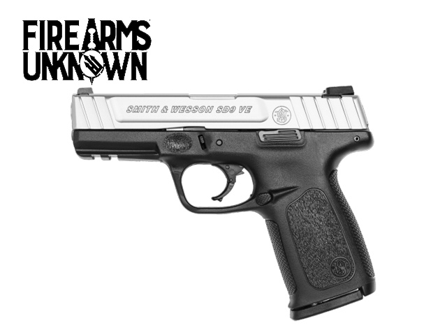 Smith & Wesson SD9 VE Pistol 9MM 16+1