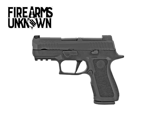 Sig Sauer P320 , X-Compact , 9mm ,