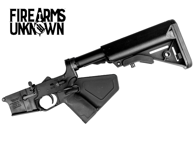 FUCA Assembled Lower Receiver Upgrade