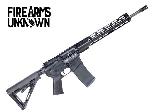 "Diamondback Firearms , DB-15 , Semi-automatic Rifle , 556NATO , 16"" Barrel , 30Rd , 12"" MLOK Rail"