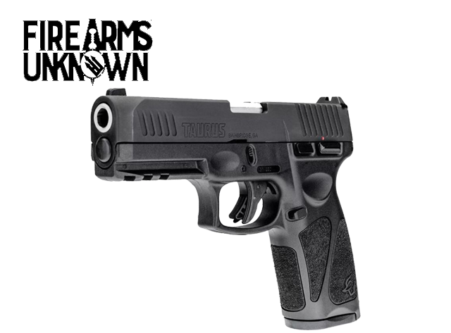 """Taurus, G3 9mm 4"""" Blk AS 17 Rds"""