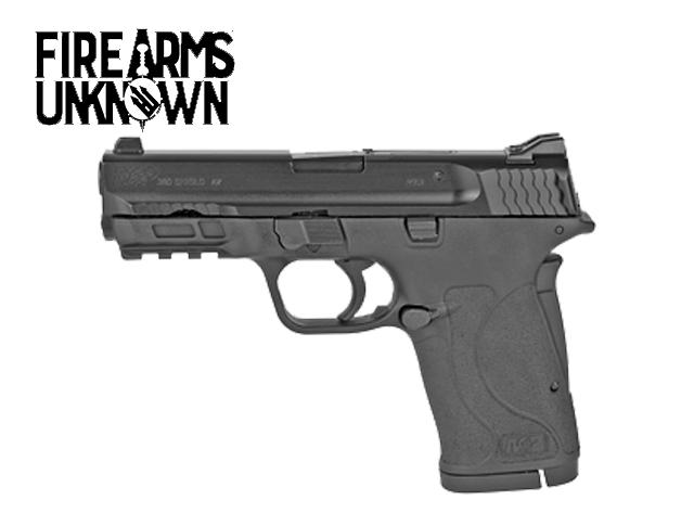 "Smith & Wesson , M&P380 Shield EZ M2.0 Compact Size , 380ACP , 3.675"" Barrel , 8 Rds"