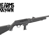 """Ruger , PC Carbine  , Semi-automatic Rifle , 9MM , 16.12"""" Fluted/Threaded Heavy Barrel"""