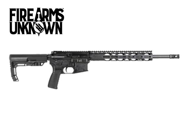 "Radical Firearms RF15 , 12""HG , Rifle , 223 Rem/556NATO , 16"" SOCOM"