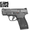 """Smith & Wesson M&P Shield Plus 9mm Luger 3.10"""" 10+1,13+1 Matte Black Matte, Armornite Stainless Steel Slide Black Polymer Grip (No Manual)"""