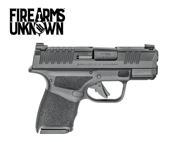 "Springfield Armory HELLCAT 9mm Semi Auto Pistol 3"" Barrel 11 Rounds Black"