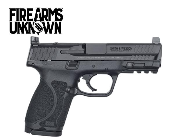 Smith & Wesson M&P9 M2.0 Compact Optics Ready