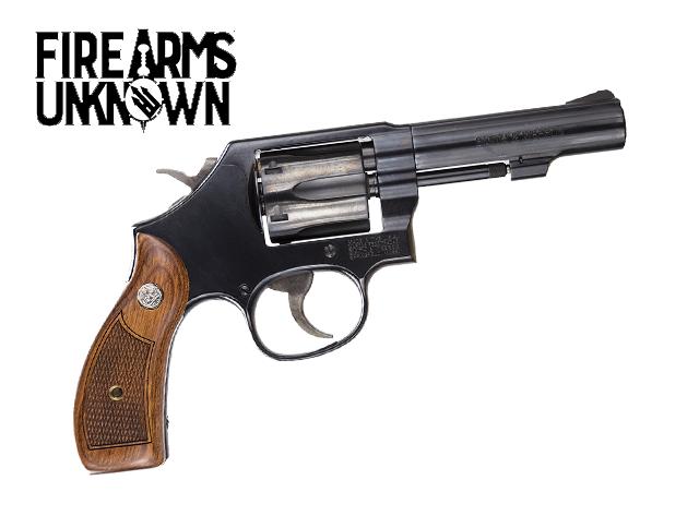 "Smith & Wesson M10 Classic 38 S&W Spl +P 6Rd 4"""