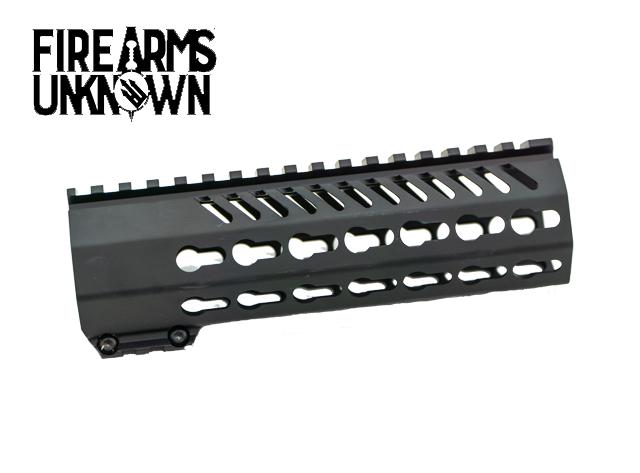 MFT Tekko Metal AR15 7'' Free Float Keymod Rail