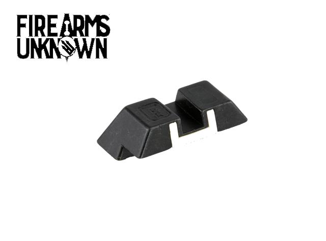 Glock OEM Metal Rear Sight 6.1 Steel