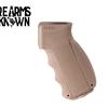 MFT Engage AK47 Pistol Grip Interchangeable Straps FDE