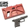Polymer80 ,  26/27 Gen3 Compatible 80% Pistol Frame Kit Cobalt