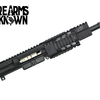 "FU Custom Upper 8"" 5.56  Pistol Gas 4150v 1:7 Ergo Z-Float w/Birdcage NiB BCG"