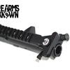 "The Continuity, Pistol Length Upper, 10.5"" 5.56, Black Nitride M16 BCG, Blitzkrieg Gestalt M-Lok 9"" Rail"