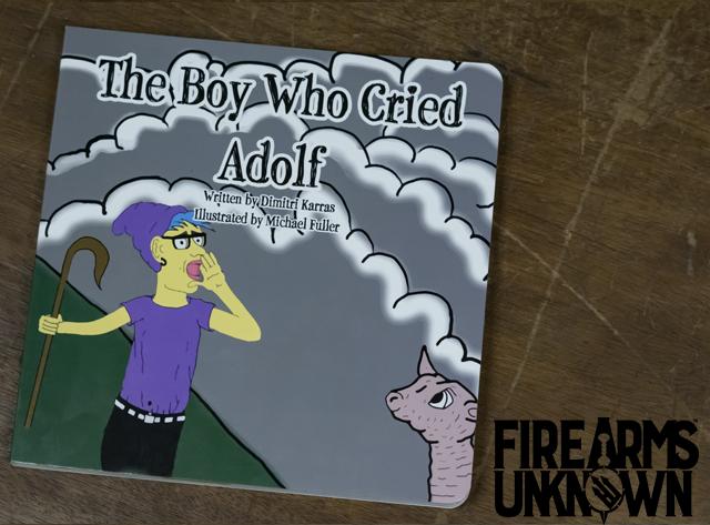 The Boy Who Cried Adolf - Children's Book 2