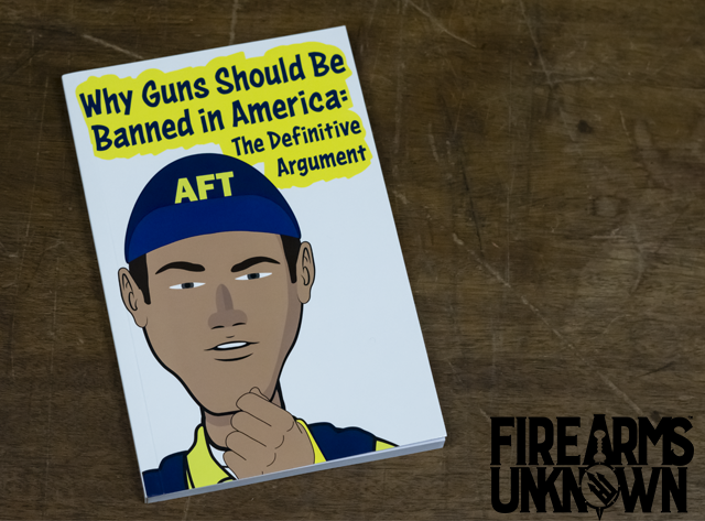 Why Guns Should Be Banned in America: The Definitive Argument - Beazit Book