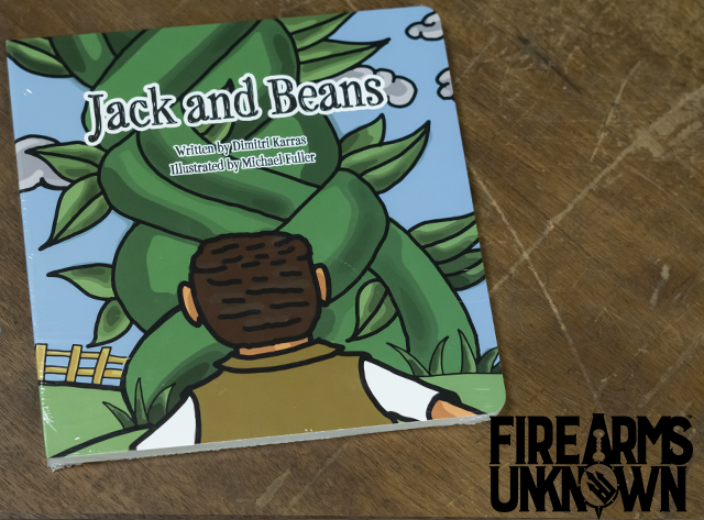 Jack and Beans - Children's Book 3