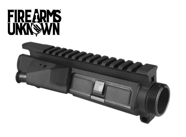 VLTOR MUR-1A Hammer Forged AR15/M16 Modular Upper Receiver With Shell Deflector and Forward Assist