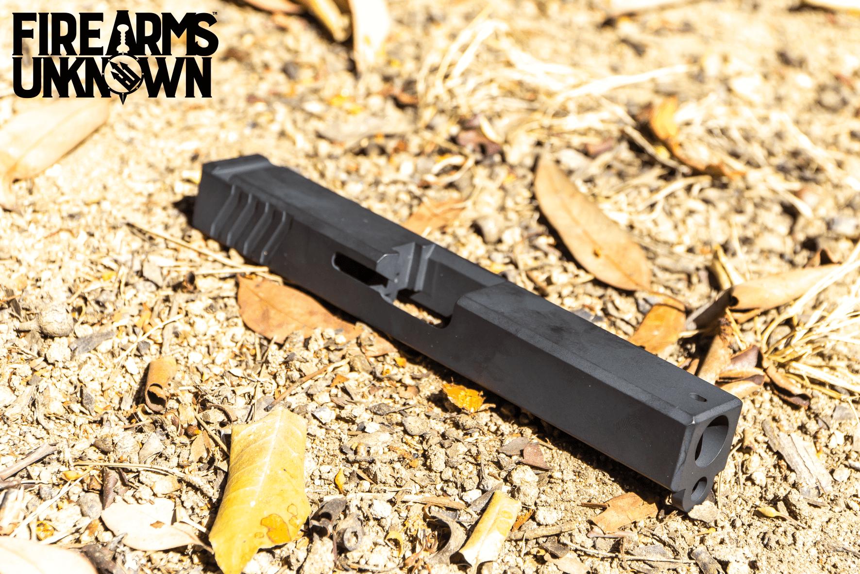 Glock Compatible Bug Slide: Pre-order