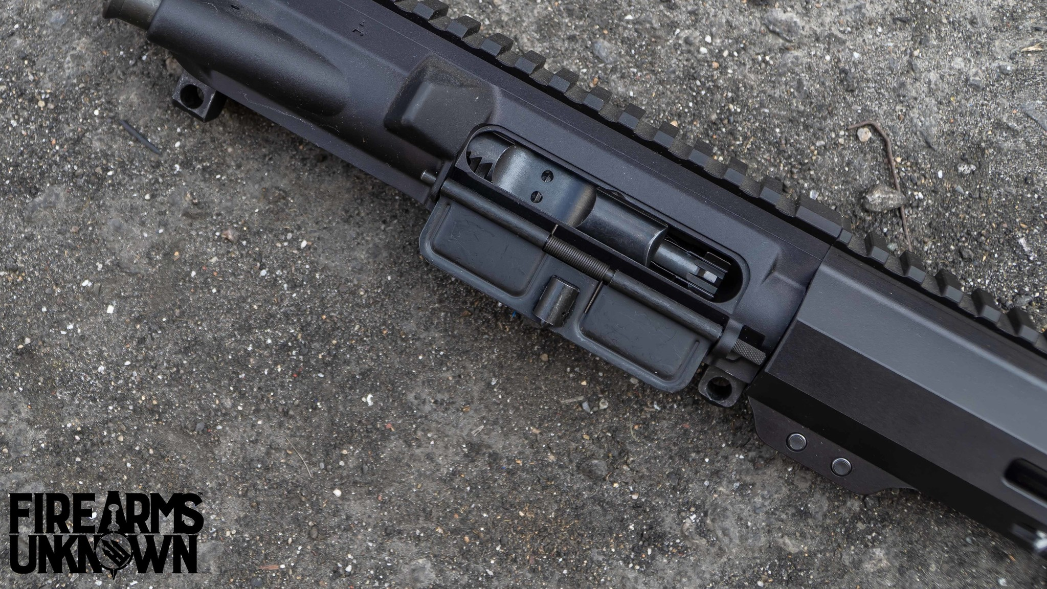 FU Bug Upper 16'' Carbine, 5.56, 1/7, 4150V Black Nitrite, Upper