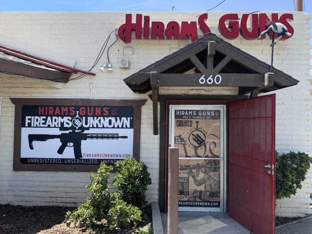 Firearms Unknown