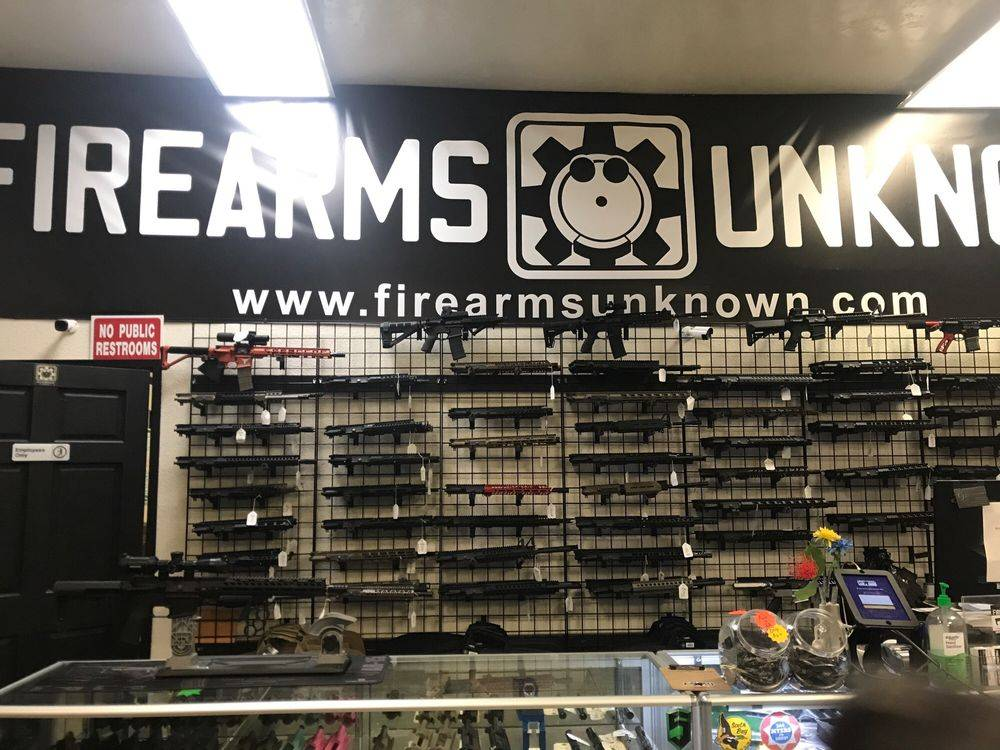 Firearms Unknown