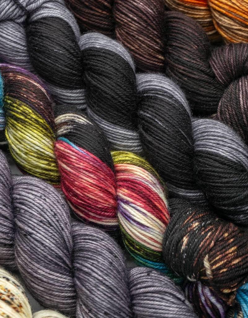 LolaBean Yarn Co Soy Bean