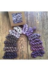 Kim Dyes Yarns Napoleon Sock