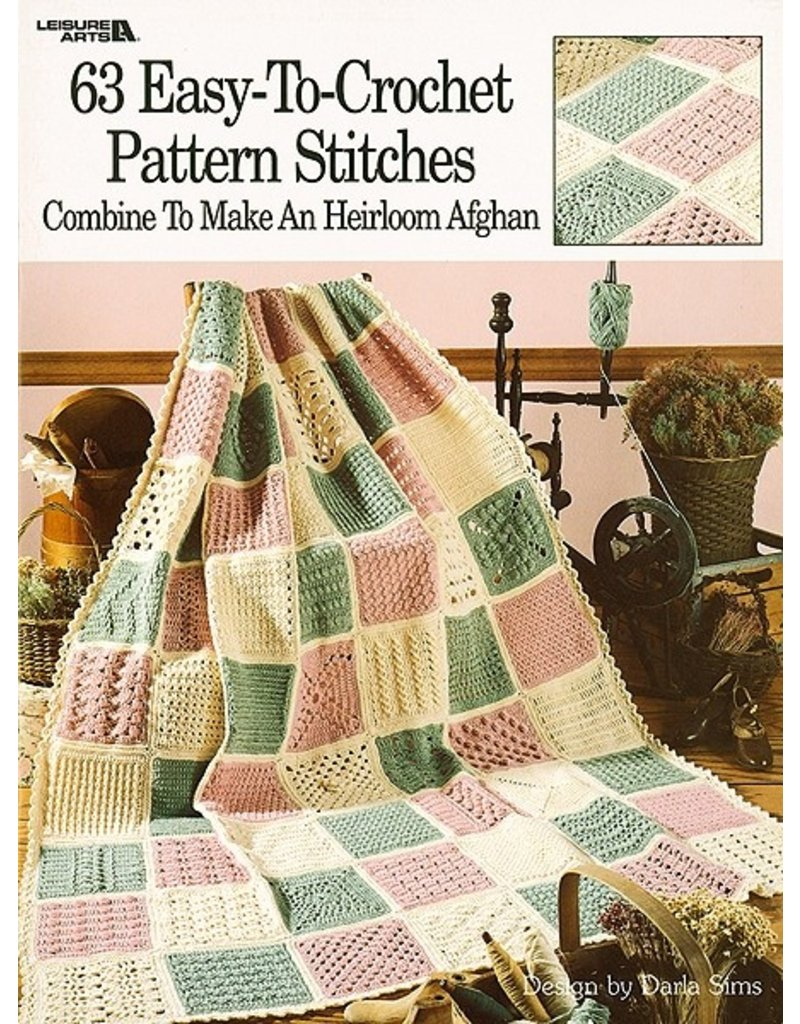 LeisureArts Pattern Book
