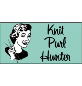 Michelle Hunter Knit Purl Hunter Books