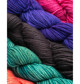Jade Sapphire Exotic Fibres 8 ply