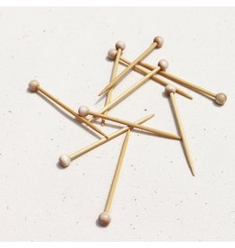 Crystal Palace Bamboo Marking Pins
