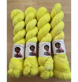 LolaBean Yarn Co Silk Bean