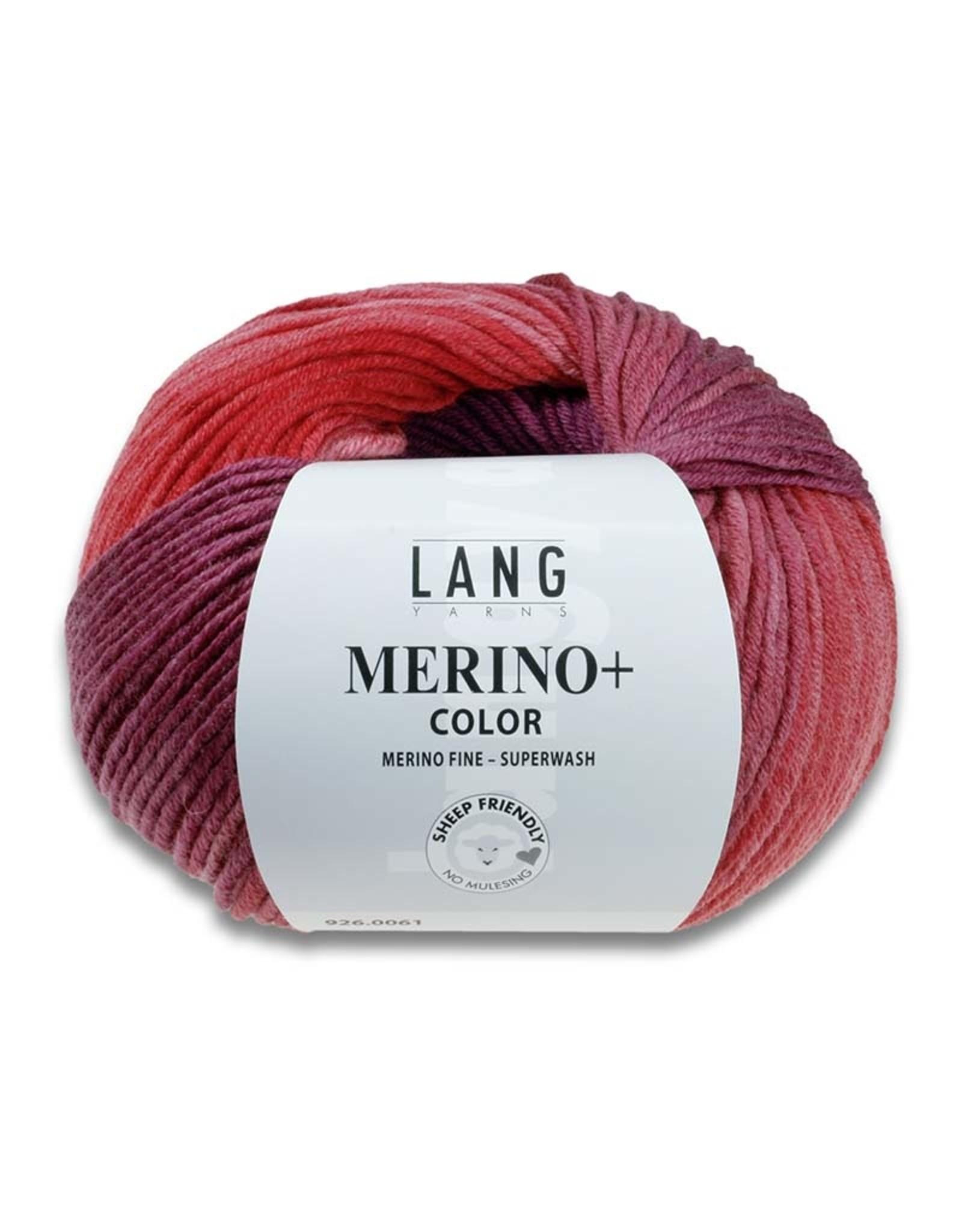 Lang Yarns Merino-plus Color