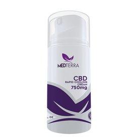 Medterra MEDterra CBD Cream 750 mg
