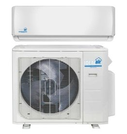 Ideal-Air Pro Series 24,000 BTU 16 SEER Heating & Cooling (2 Boxes)