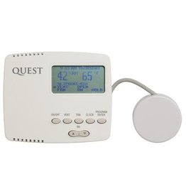 Quest DEH 3000R Wall Mounted Humidistat