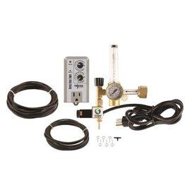TITAN Titan Controls Deluxe CO2 Regulator Kit w/ Timer