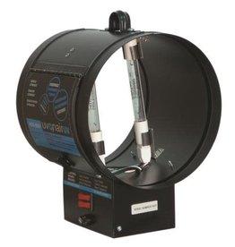 UVONAIR Uvonair UV Inline Duct Booster Ozonator 8 in - 2 Bulb (6/Cs)