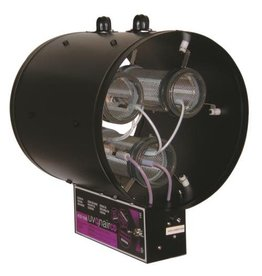 UVONAIR Uvonair CD Inline Duct Ozonator 12 in - 3 Cell (2/Cs)