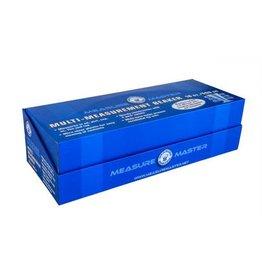 MEAMAS Measure Master Multi-Measurement Beaker 16 oz  / 500 ml (10/Cs)