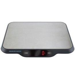 MEAMAS Measure Master Platform Scale 33 lb (15 kg) - 15000 g Capacity x 1 g Accuracy (5/Cs)