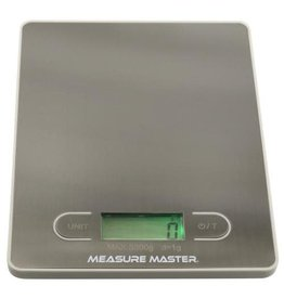 MEAMAS Measure Master Small Platform Scale 11 lb (5 kg) - 5000 g Capacity x 1 g Accuracy (40/Cs)