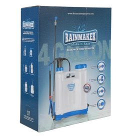 RAINMAKE Rainmaker 4 Gallon (16 Liter) Backpack Sprayer