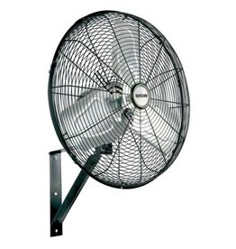 HURRICAN Hurricane Pro Commercial Grade Oscillating Wall Mount Fan 20 in