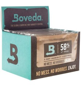 BOVINC Boveda 2-Way Humidity 58%