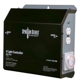 TITAN Titan Controls Spartan Series Metal 4 Light Controller