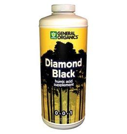 GEN HYD GH General Organics Diamond Black