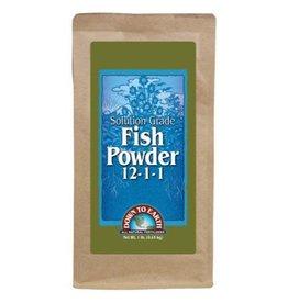 DOWTOE Down To Earth Fish Powder